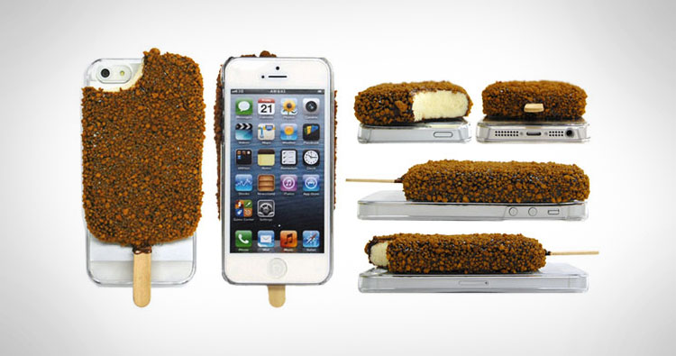 IcePhone: A Popsicle iPhone Case