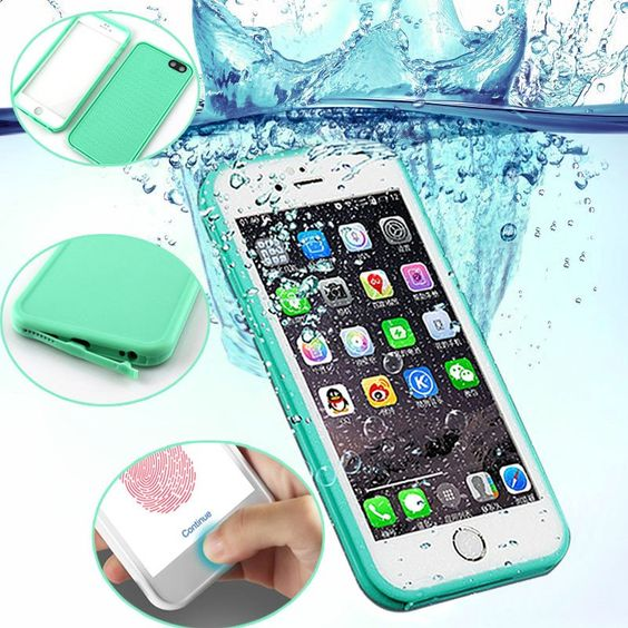 Waterproof iPhone Case - Immortal iPhone Case - Water resistant, dust resistant, dirt resistant iphone case