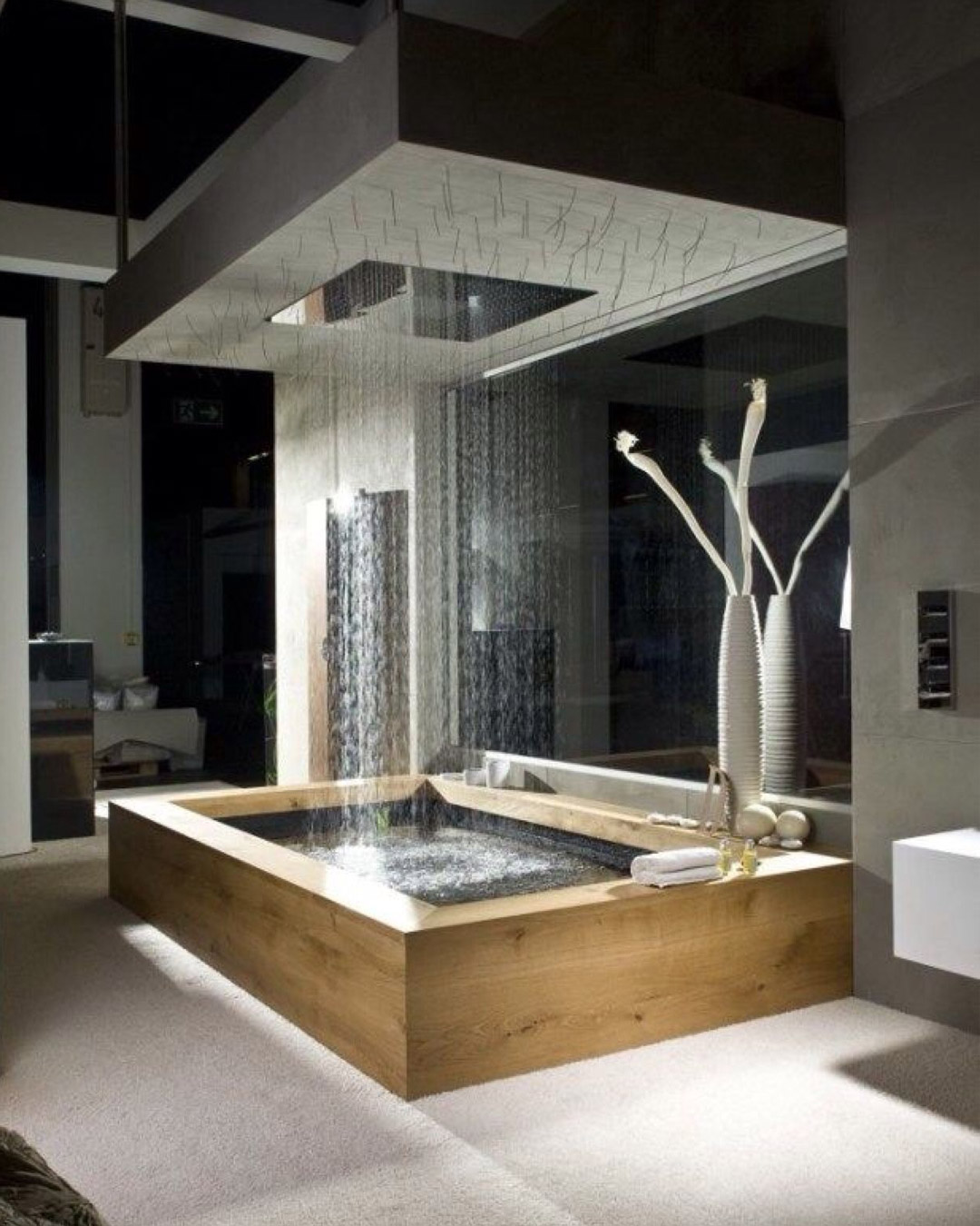 Modern Luxury Shower Designs - Best modern shower design inspiration