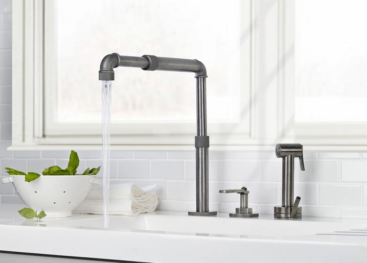 Fantastic Pipe Faucet