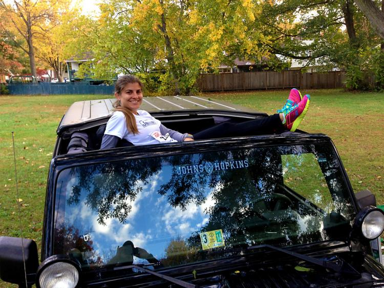 Pet Car Hammock >> The Jammock Is a Hammock For The Top of Your Jeep