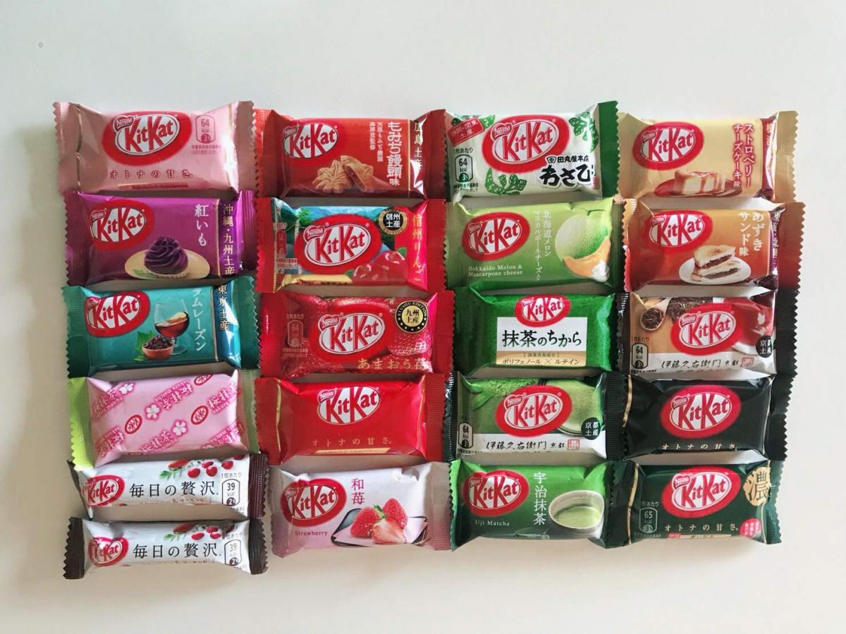 Kitkat Partys