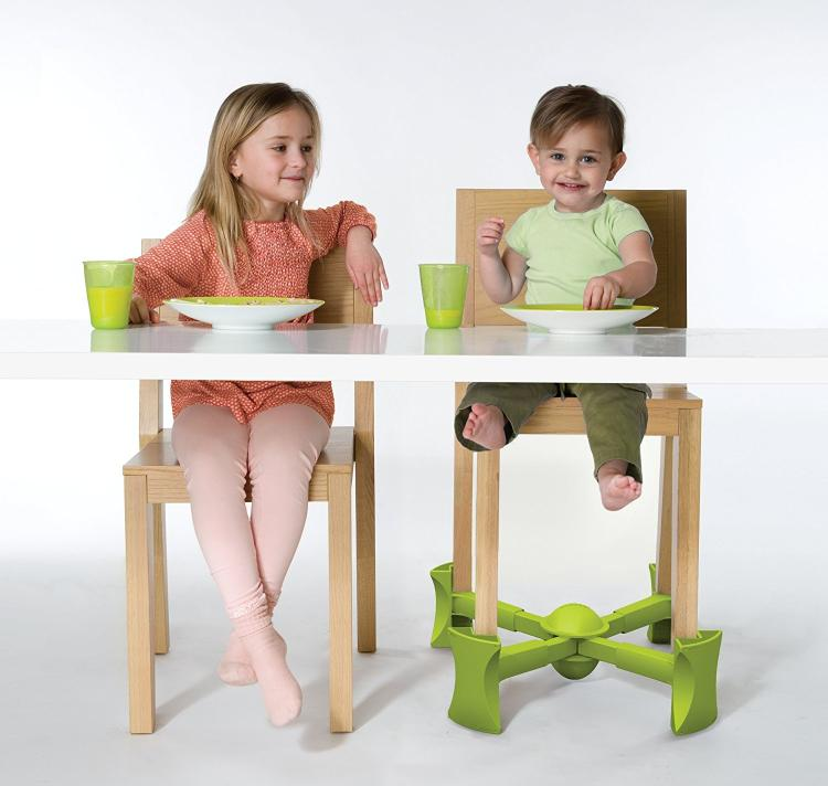 Kaboost Under-Chair Booster Seat - Hidden Booster Seat Goes Under Chair