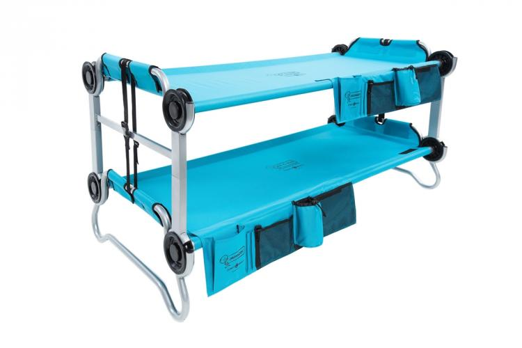 Kid O Bunk Portable Bunk Beds For Camping Also Converts Into a Sofa