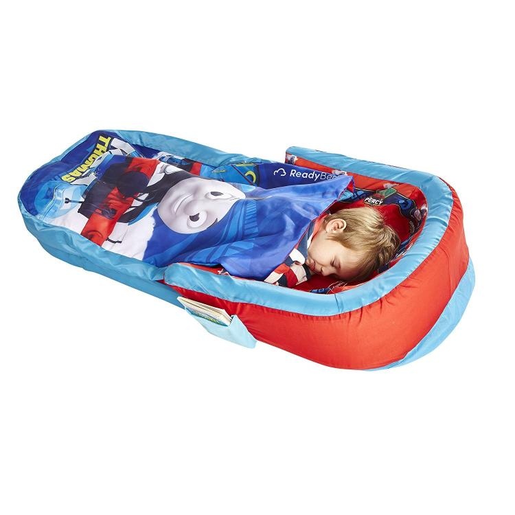 Inflatable Sleeping Bag Bed