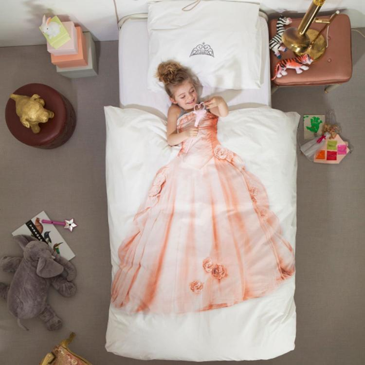 Snurk Unique Duvet and Bed Sheets - Unique Princess Duvet