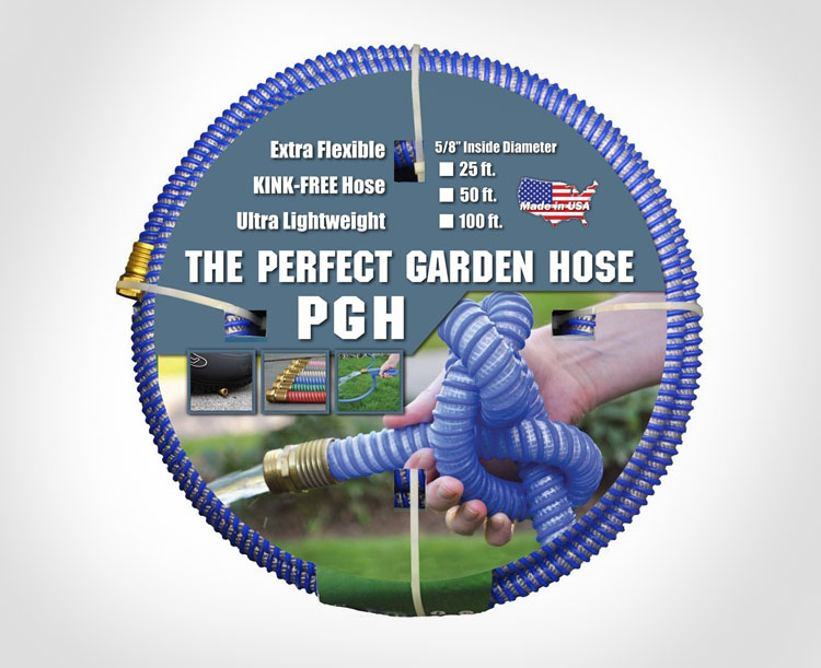 Kink Proof Garden Hose