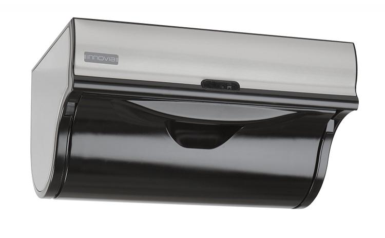 Innovia Automatic Paper Towel Dispenser For The Home or Garage - Home auto towel dispenser