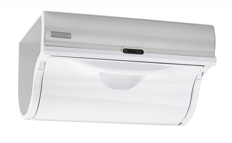 innovia automatic paper towel dispenser for the home or garage home auto towel dispenser - Paper Towel Dispenser