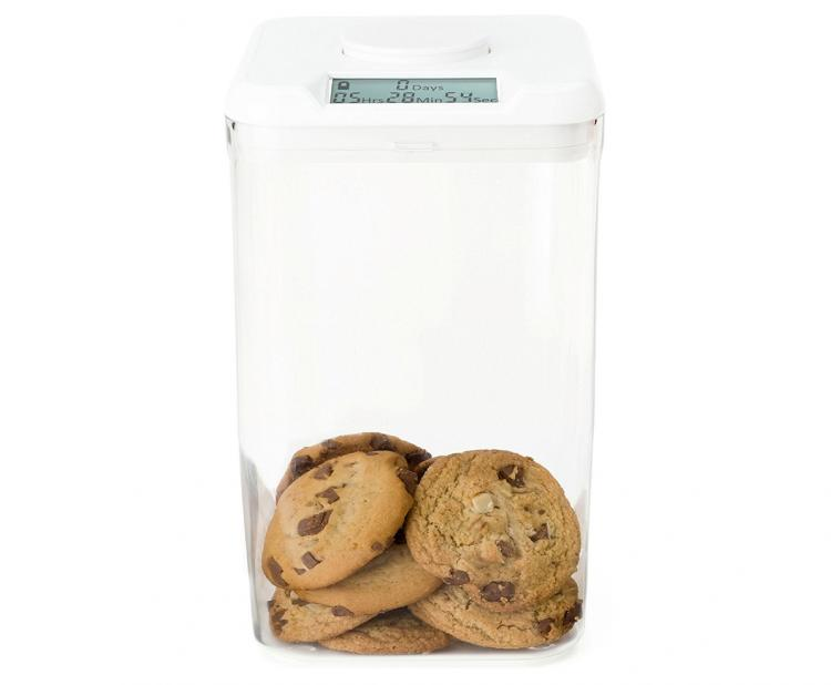 Kitchen Safe (Ksafe)- Timed lockable containers to lock away cookies, treats, sweets, smart phones, tv remotes, gadgets, and more.
