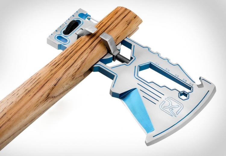 klax multi tool – eine kombination zwischen axt und hammer - 2014, Garten und erstellen