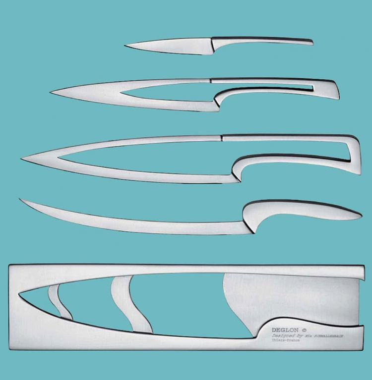 Knife Within A Knife - Inception Knife Set