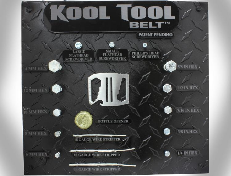 Kool Tool Belt Survival Tool