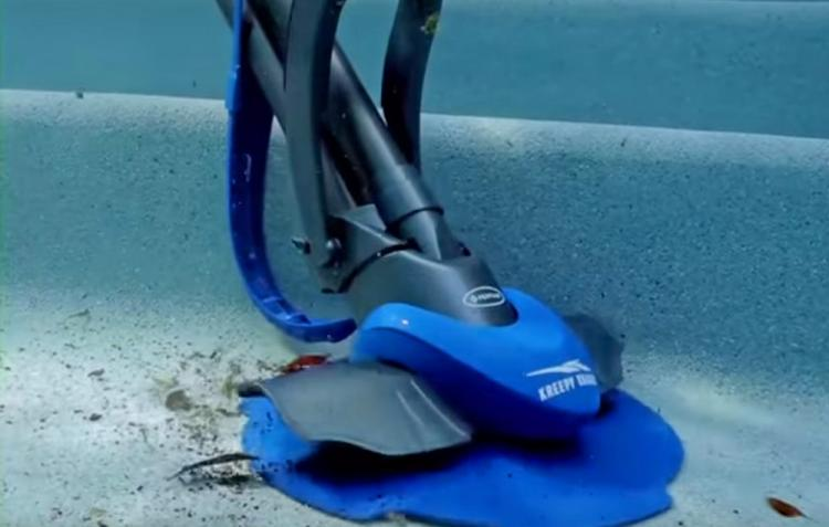 Kreepy Krauly Suctioning Pool Cleaner - Wall Climbing Pool Cleaner Robot