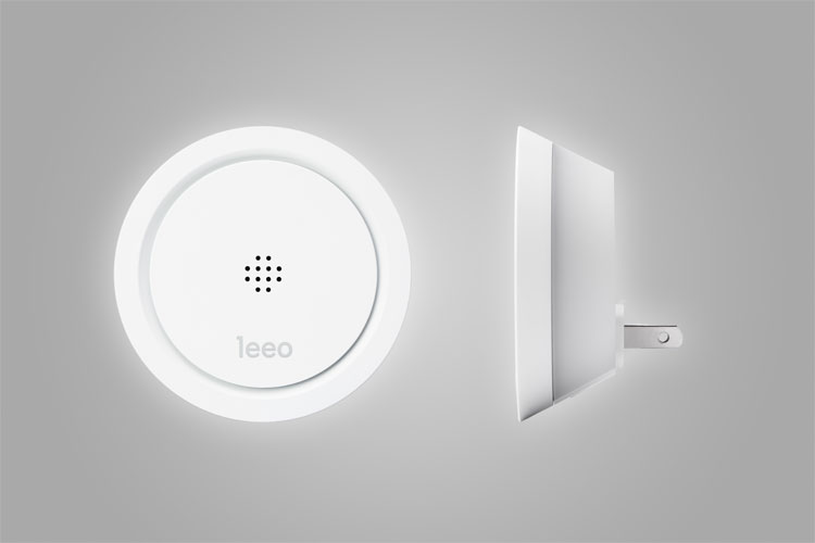 Leeo Smart Alarm and Nightlight