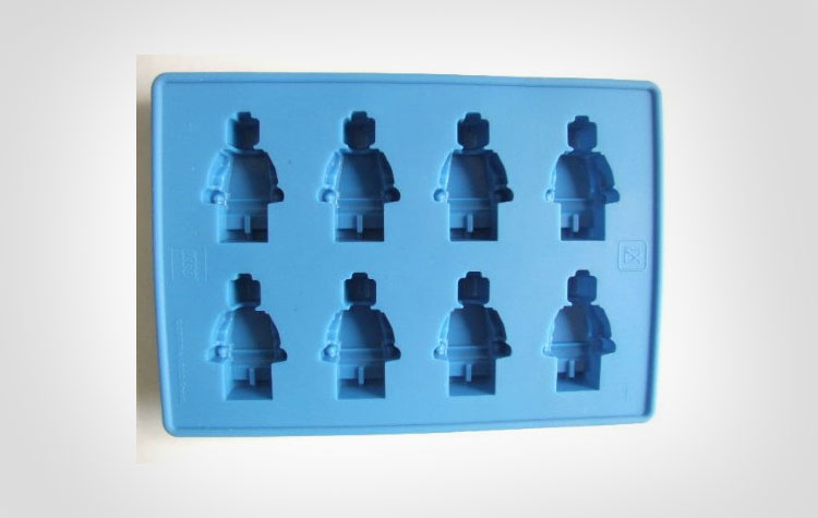 LEGO Man Ice Cube Tray