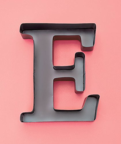 Letter Shaped Wine Cork Holder - Metal letter wine holder