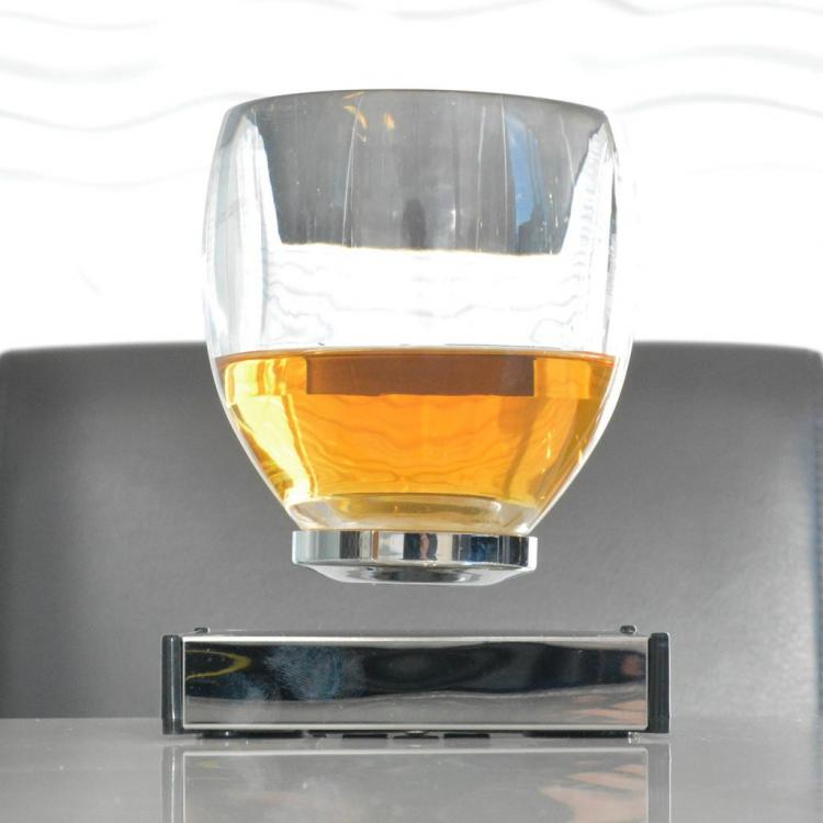 Levitating Cocktail Glass - Magnetic Floating Drinking Cup