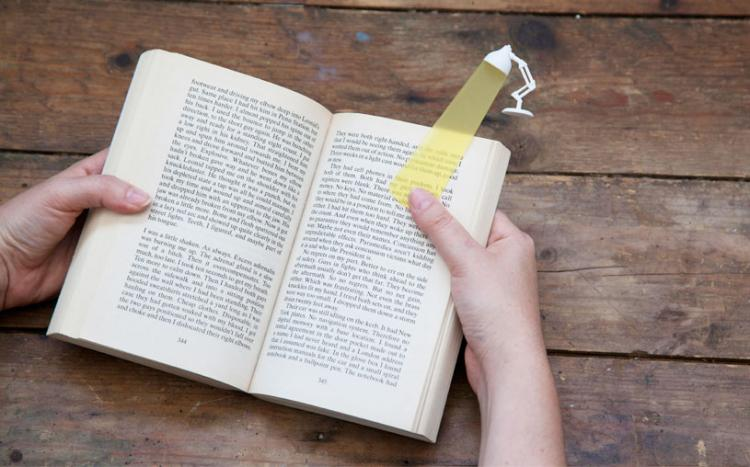 Lightmark Reading Light Bookmark