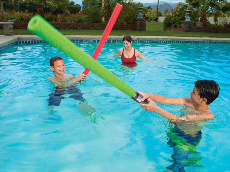Star Wars Lightsaber Pool Noodles