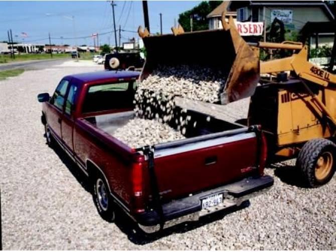 Load Handler Rolling Truck Bed Unloader
