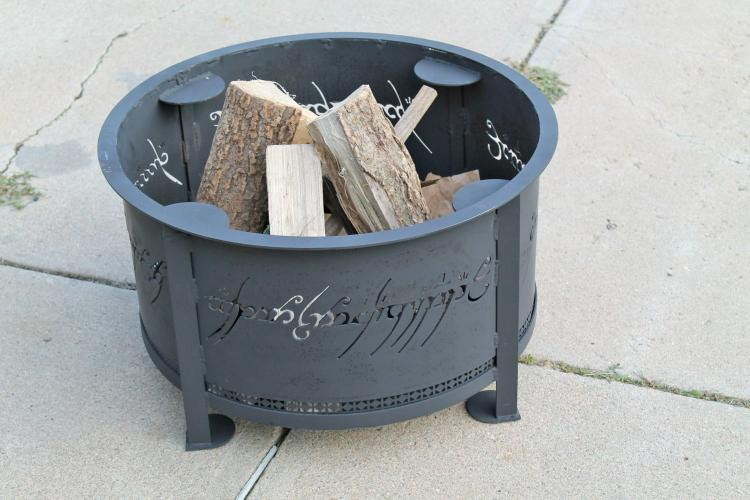 Lord Of The Rings Fire Pit Amazon