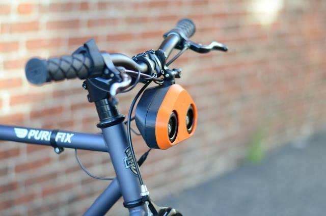 Loud Mini Extra Loud Bicycle Horn