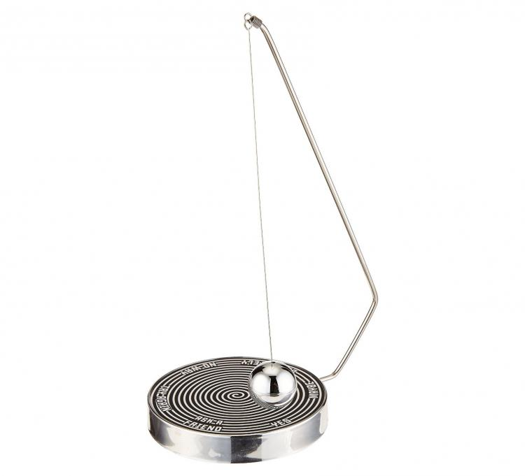 Pendulum Decision Maker - Magnetic Swinging Ball Decision Maker