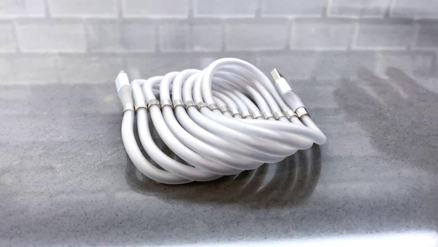 SuperCalla Magnetic Charging Cable - Best organized charging cable