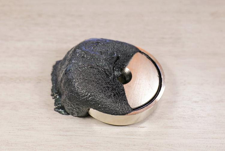Magnetic Putty - Satisfying To Watch