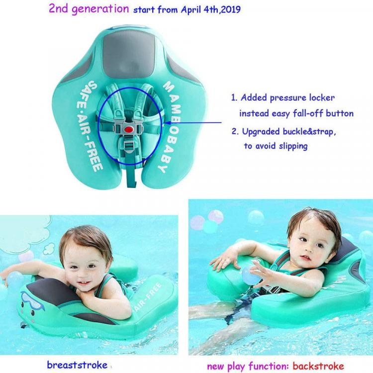 Non-inflatable Baby Float