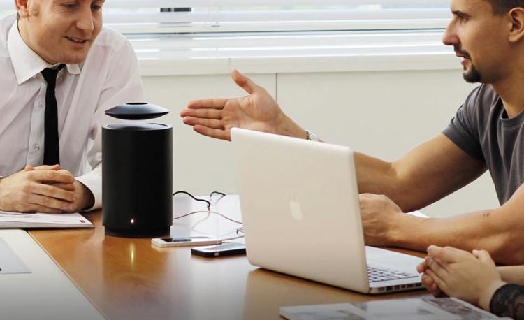 Mars Levitating Bluetooth Speaker