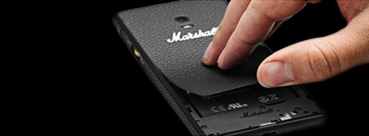 Marshall London - Android Based Smart Phone For Music Lovers