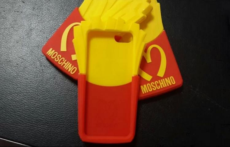 McDonalds French Fries iPhone Case