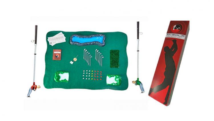 Minigolf Man Indoor Golf Game - Bestes Indoor Golfspiel