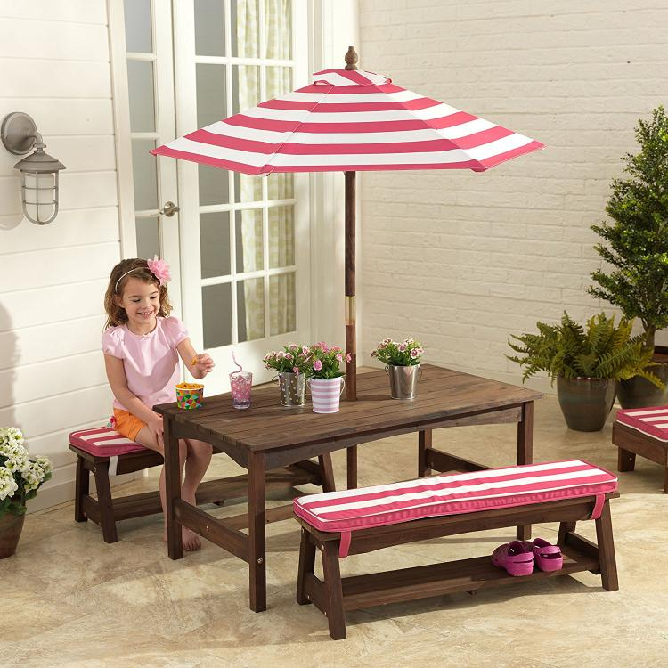 Tiny Kids Patio Furniture Mini Kids Pool Furniture