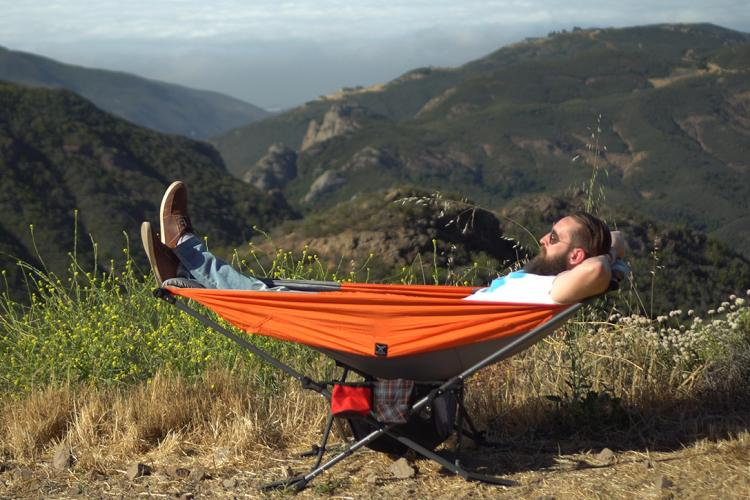 Mock One Compact Folding Hammock Chair