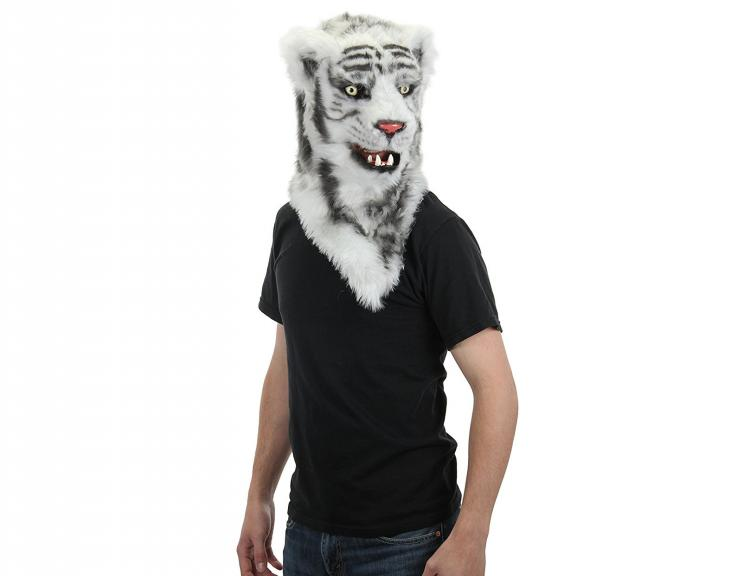 Mouth Moving Masks - Animals masks that move their mouths when you talk