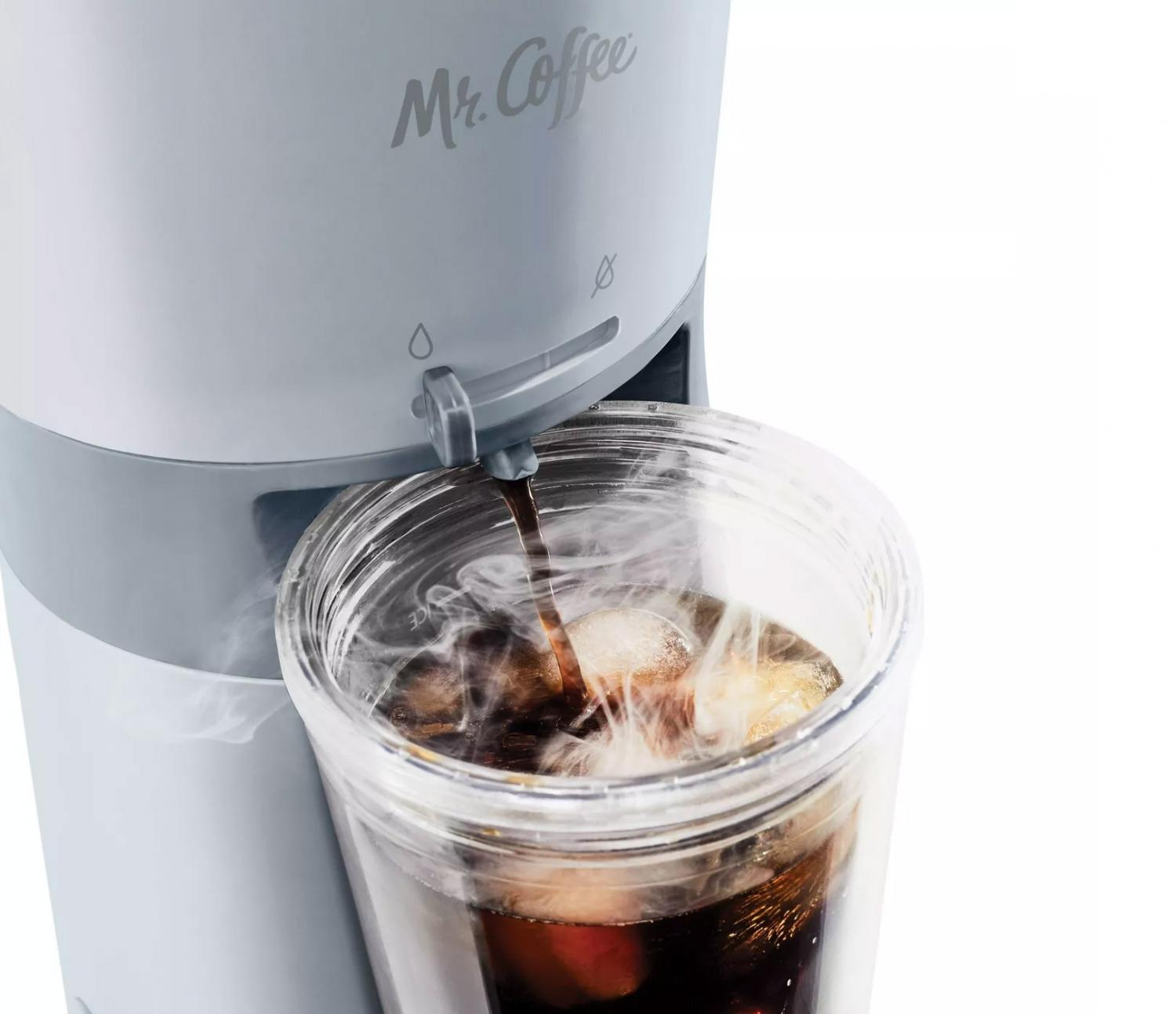Mr. Coffee Iced Coffee Maker - At home iced coffee maker