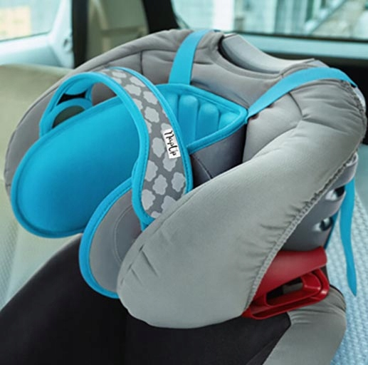 NapUp Child Car Seat Head Support Solution