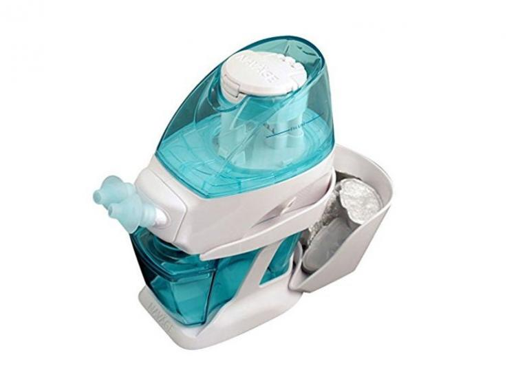 Navage Sinus Cleaner - Suction Saline Water Electric Sinus Cleaner
