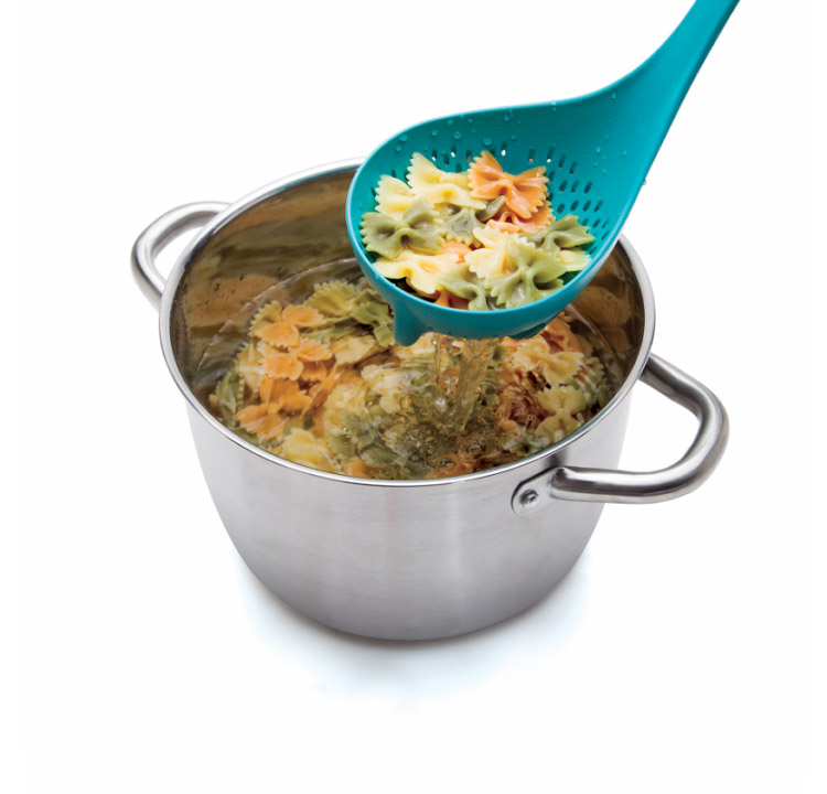 Nessie Loch Ness Monster Colander Spoon