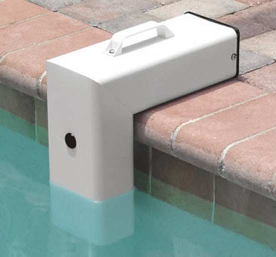 This Pool Alarm Detects Any Movement In The Pool And Will Notify You