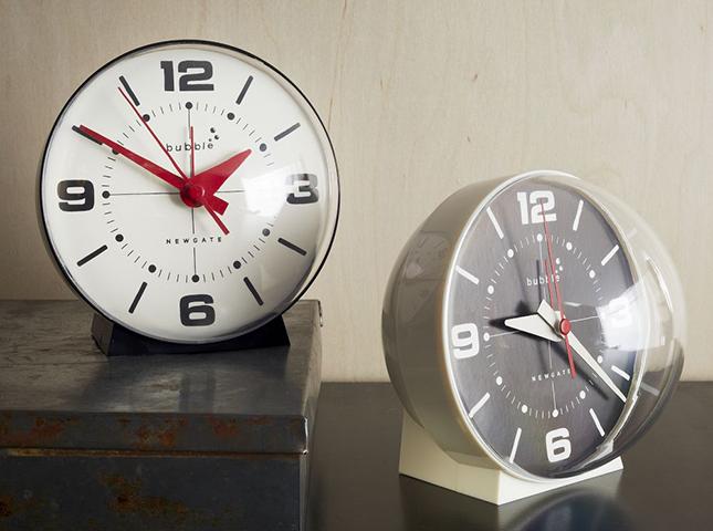 Newgate Bubble Shaped Wall Clock