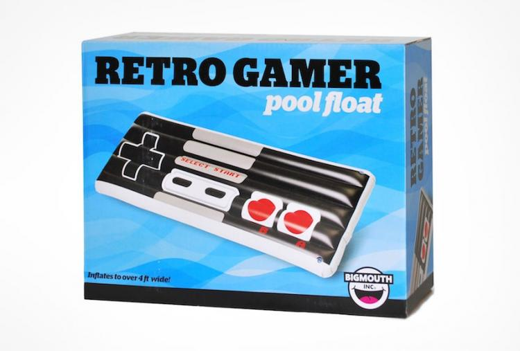 NES Nintendo Controller Pool Float
