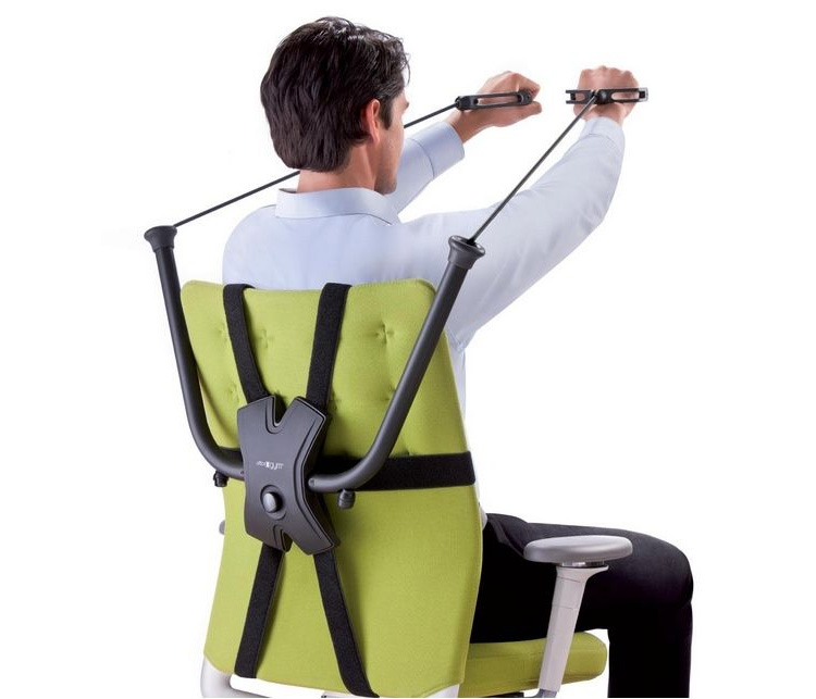 OfficeGym - Office Work Chair Exercise Device