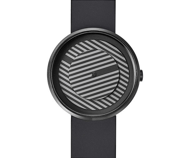 Optical Illusion Watch