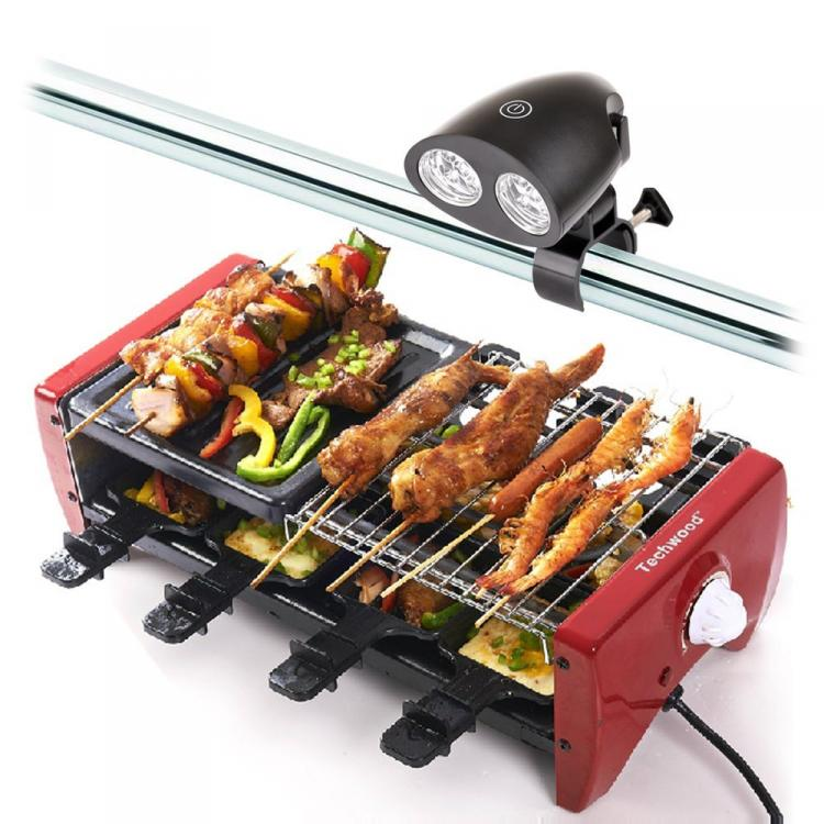 Outdoor BBQ Grilling Light For Cooking In The Dark