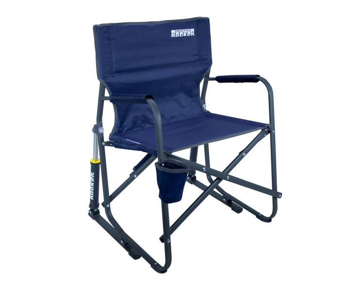GCI Outdoor Folding Rocking Chair   Spring Action Folding Rocking Chair