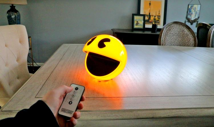 Pac-Man Lamps - Ghost pac-man lamp